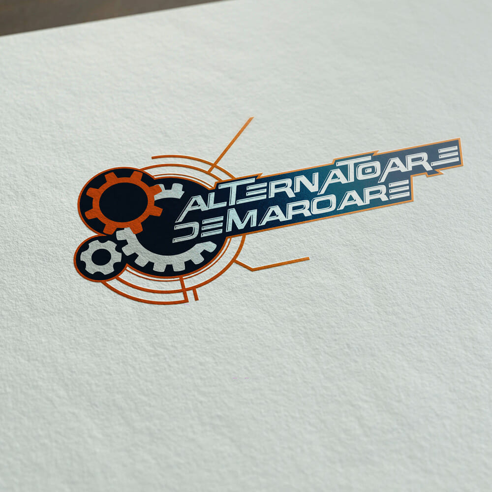 Logo Alternatoare Demaroare